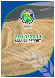 WC015 Swartland Annual Report 2010-11