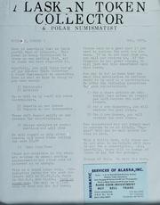 The Alaskan Token Collector & Polar Numismatist: 1979