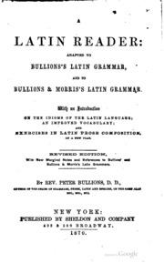 A Latin Reader 116