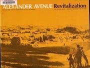 Alexander Avenue revitaliza...