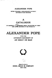 voltaire pope essay on man Voltaire - essay homework help including alexander pope's essay on man, john gay's the beggar's opera, and john [in this essay, brumfitt examines voltaire's.