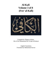 Al-Kafi Vols. 1-8, Software Edition - Version 1.0 - Off ...