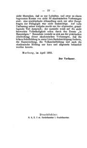 Allgemeine Pädagogik in Leitsätzen zu akademischen Vorlesungen...