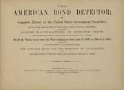 American Bond Detector