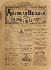 The     American builder : ...