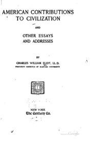 civilized america essay