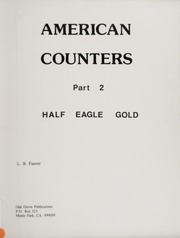 American Counters, Part 2: Half Eagle Gold