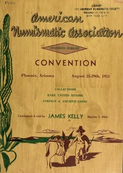 American numismatic association convention ... [08/25-29/1951]