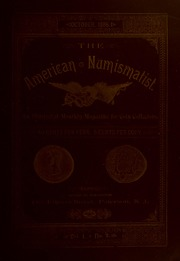 The American Numismatist, vol. 1, no. 2