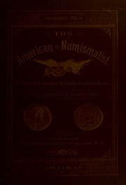 The American Numismatist, vol. 1, no. 3