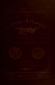 The American Numismatist, vol. 1, no. 4