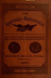 The American Numismatist, vol. 1, no. 9