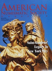 American Numismatic Society Magazine: Spring 2004