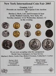 American Numismatic Society Magazine: Summer 2004