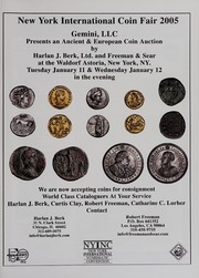 American Numismatic Society Magazine: Winter 2004