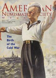 American Numismatic Society Magazine: Summer 2005
