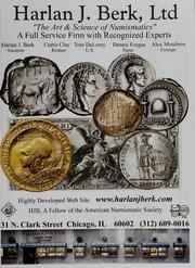 American Numismatic Society Magazine: Winter 2005