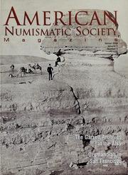 American Numismatic Society Magazine: Winter 2006