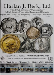 American Numismatic Society Magazine: Summer 2007