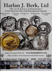 American Numismatic Society Magazine: Winter 2007
