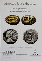 American Numismatic Society Magazine: Summer 2010