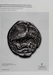 American Numismatic Society Magazine: 2014, Issue 4 (pg. 59)