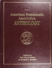 American Numismatic Association Centennial Anthology
