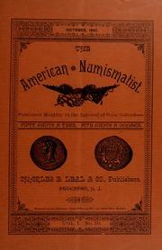 The American Numismatist, vol. 1, no. 10