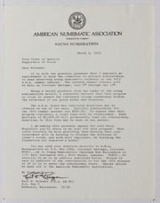 American Numismatic Association, 1975