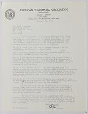 American Numismatic Association, 1980-1982