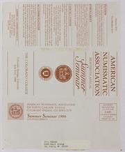 American Numismatic Association, 1986
