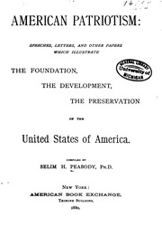 american patriotism essay