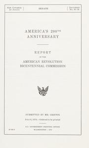 Americas 200th Anniversary