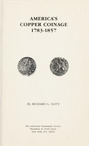 America's Copper Coinage 1783-1857