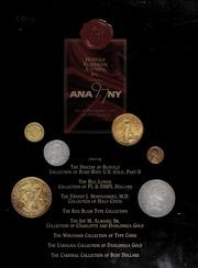 The 1997 American Numismatic Auction Sale