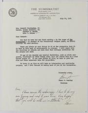 American Numismatic Association Convention in Atlanta, Ga, 1961