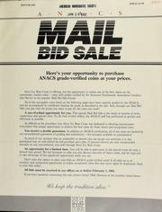 ANACS mail bid sale ... Steve Ivy Rare Coins. [02/01/1982]