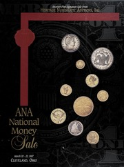 ANA National Money Sale