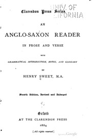 anglo saxon prose The anglo-saxon invaders of britain brought with them their old poetry, but there is no evidence of having possessed any literary prose tradition.
