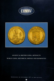Ancient & British coins, artefacts, world coins, historical medals, and banknotes ... [11/26/1997]