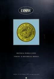 Ancient British and world coins, tokens & historical medals ... [10/31/1997]