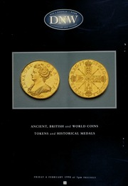 Ancient, British and world coins, tokens and historical medals ... [02/06/1998]