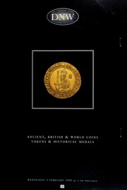 Ancient, British & world coins, tokens & historical medals ... [02/03/1999] (pg. 59)