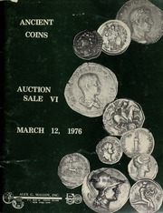 Ancient coins : auction sale VI. [03/12/1976]