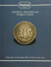 Ancient, English, and world coins, [including] a Carausius denarius, London, laureate, draped, cuirassed bust, rev. lighted altar inscribed; [also] the collection of European jetons, medalets, tokens and associated items--Part II--formed by Dr. Michael Mitchiner;  ... [12/12/1990]