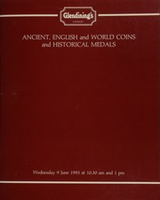Ancient, English and world coins, and historical medals, [including] a Lucania, Sybarus stater, bull standing left, looking back; a France, Merovingian tremissis, diademed bust, rev. eight-pointed star;  ... [06/09/1993]