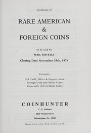 Ancient and Modern Coins of the World