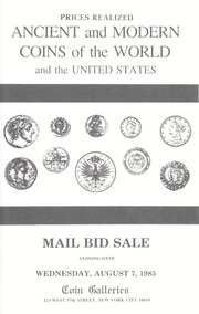 Ancient and Modern Coins of the World and the United States (pg. 76)