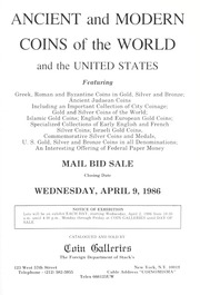 Ancient and Modern Coins of the World and the United States (pg. 145)
