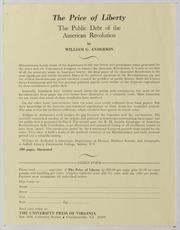 William G. Anderson Correspondence, 1975-1982